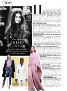 HONAYDA Harper s Bazar Arabia page 001 min 1 scaled
