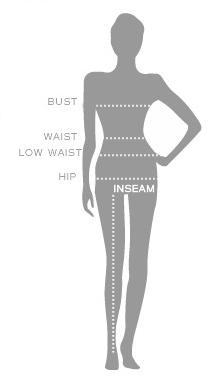 cloth size chart